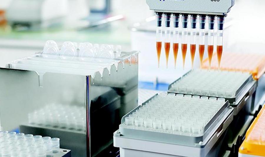Automated Solutions Simplify Next-Generation Sequencing Library Preparation