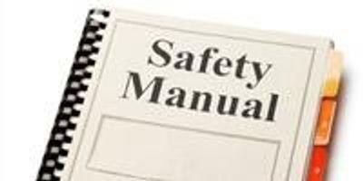 Require All Staff Members to Read the Safety Manual and Sign a Rules Agreement