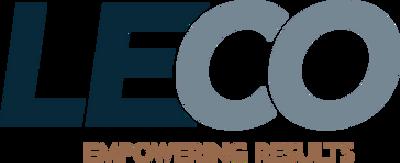 LECO's logo